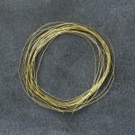 Metal thread gold