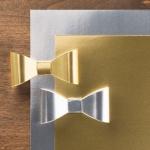 Metallic-Folie Silber