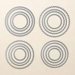Layering Circle Framlits Dies