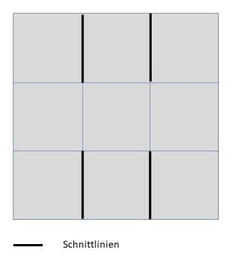 Anleitung Osterkörbchen Bild 2