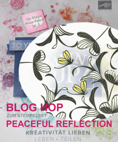 Bloghop Peaceful Reflection